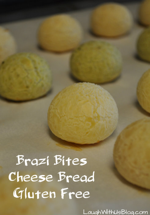Brazi Bites Cheese Bread Snacks #glutenfree #ad