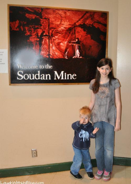 Welcome to Soudan Mine