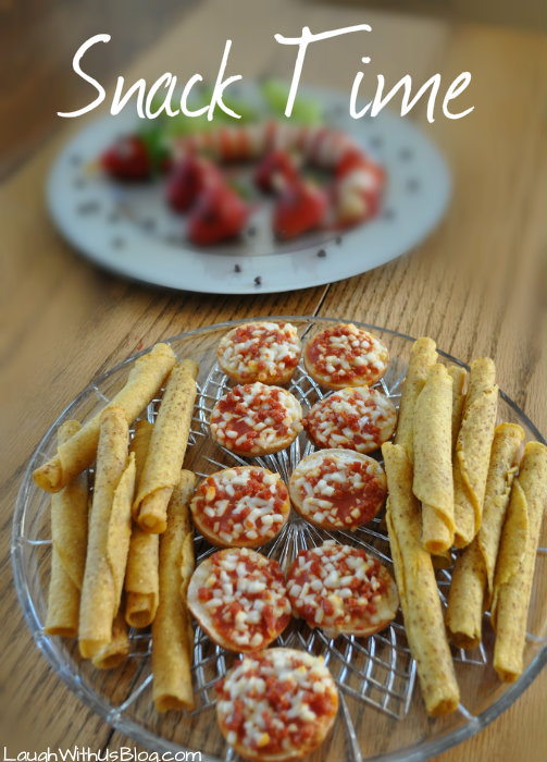 #AfterSchoolSnacks with Delimex and Bagel Bites #shop