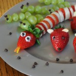 Easy to make snacks for kids