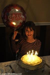 Happy 10th Birthday Joy!