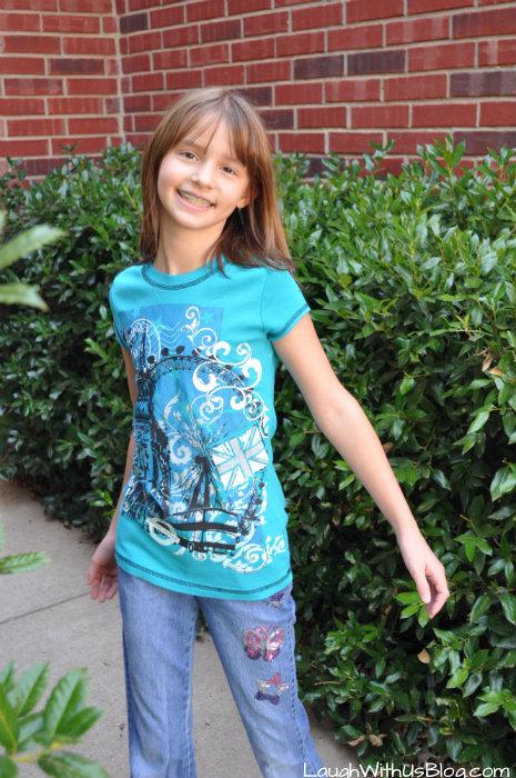 Back to School Clothes #MoxieBTS #sponsored
