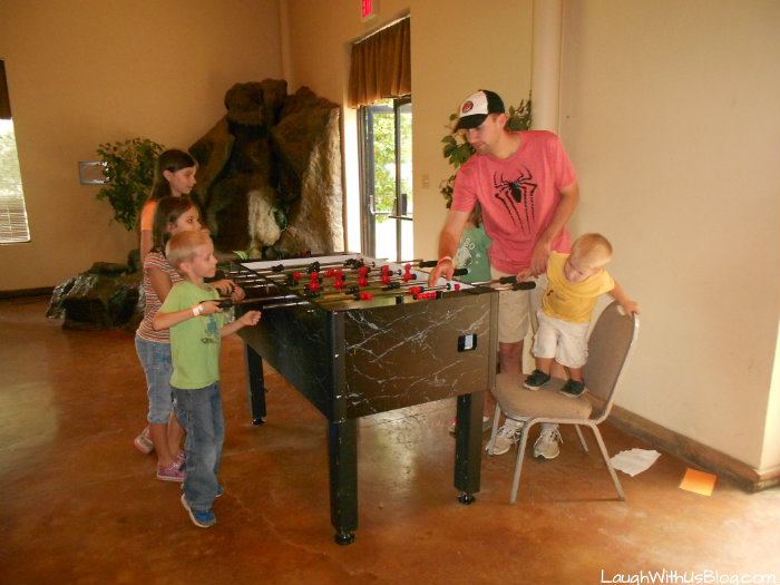 Southern Cross Ranch activity center