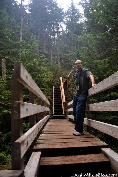Hiking To Upper Dewey Lake In Skagway, Alaska