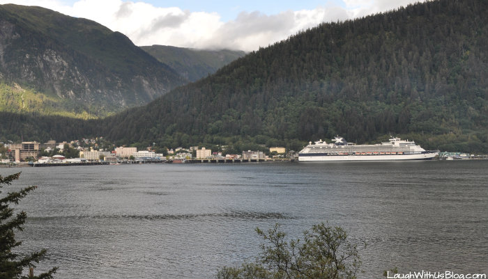 Juneau Alaska port