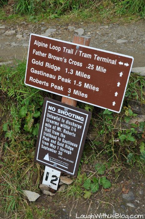 Mount Roberts trails Juneau Alaska
