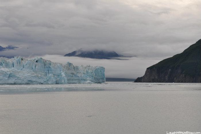 Hubbard Glacier pass