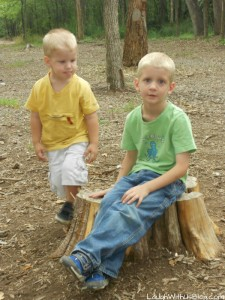 Mommy's Little Helpers: How everyone helps