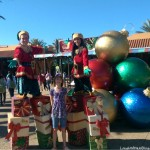 It's #ChristmasTown at Busch Gardens!