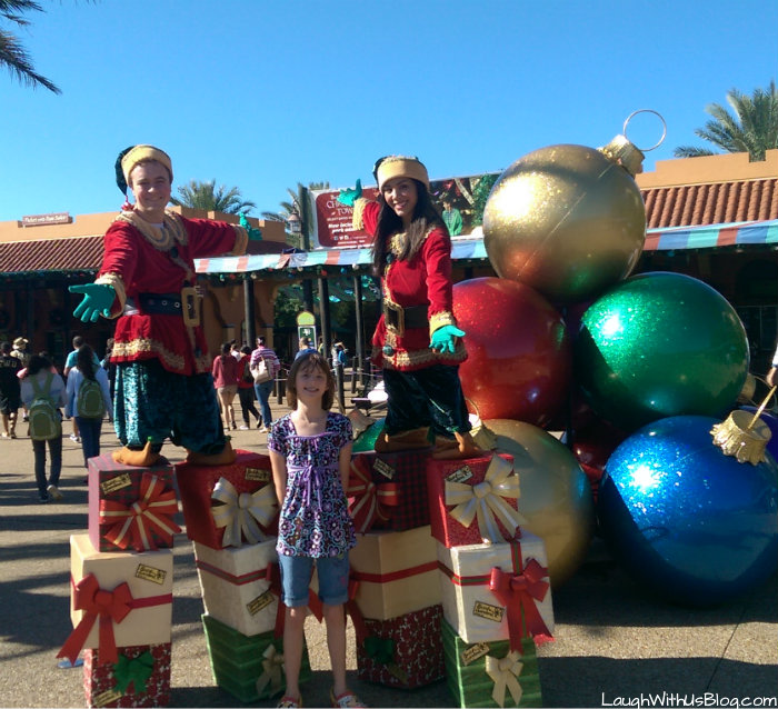 Busch Gardens #ChristmasTown #sponsored