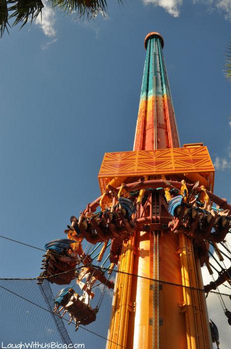 Busch Gardens Falcon's Fury #ad