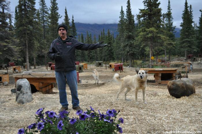 Husky Homstead Alaska