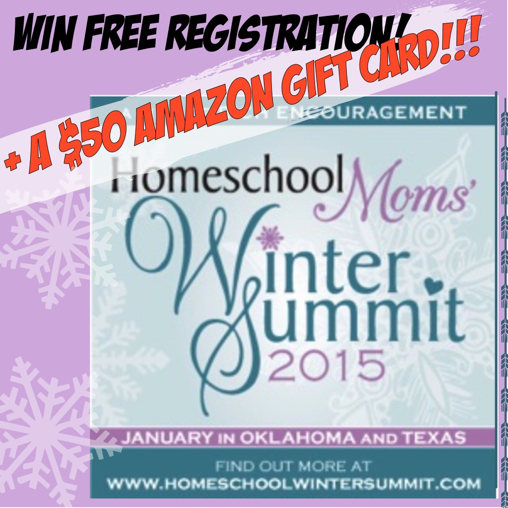 Homeschool Moms' Winter Summit 2015