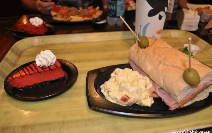 Supper at Sea World Orlando Meal passes #sponsored