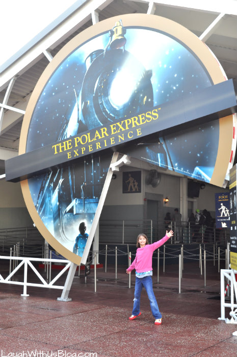 The Polar Express Experience Sea World Orlando #ad