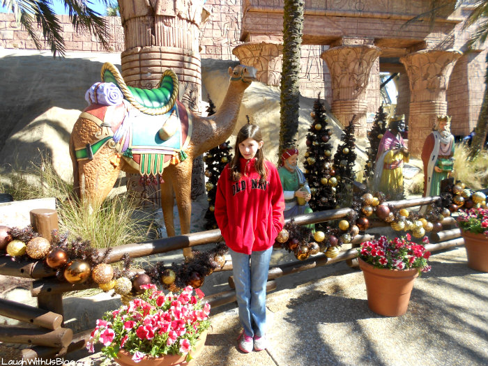 Three Kings at Busch Gardens #ChristmasTown #sponsored