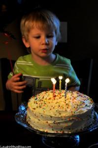 Happy 3rd Birthday Bobby!