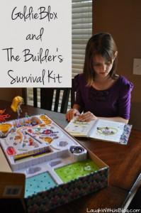 Girls Build Too!