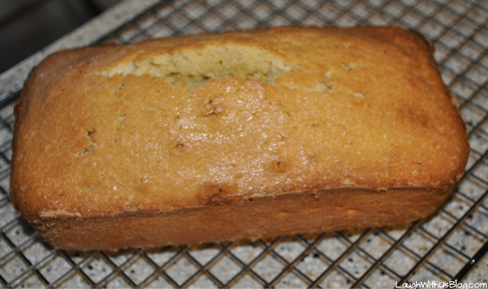 Homemade Pound Cake - Laugh With Us Blog