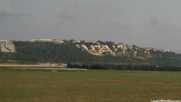Israel countryside