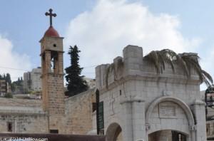 Greek Orthodox Church of the Annunciation in Nazareth
