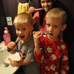 Get your children excited about brushing!