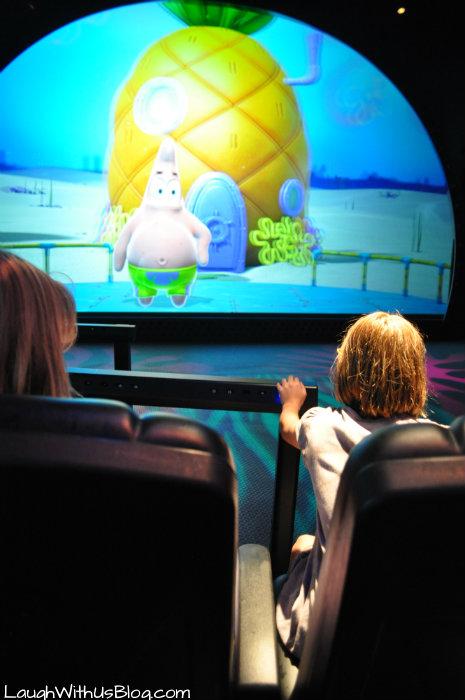 Moody Gardens Sponge Bob Subpants Adventure #ad