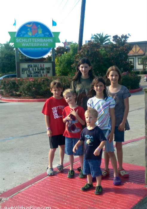 Shlitterbahn Galveston Family Fun #ad #bahnlove