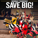 Two awesome Medieval Times deals just for you! #Coupon
