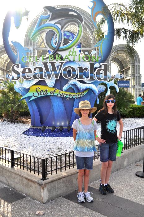 SeaWorld Texas #adventurecon15 #wildside15 #SWglass