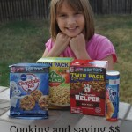 Cooking and earning money for school!