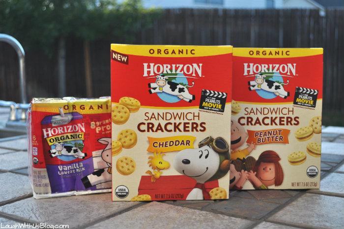 Horizon Snacks #sponsored