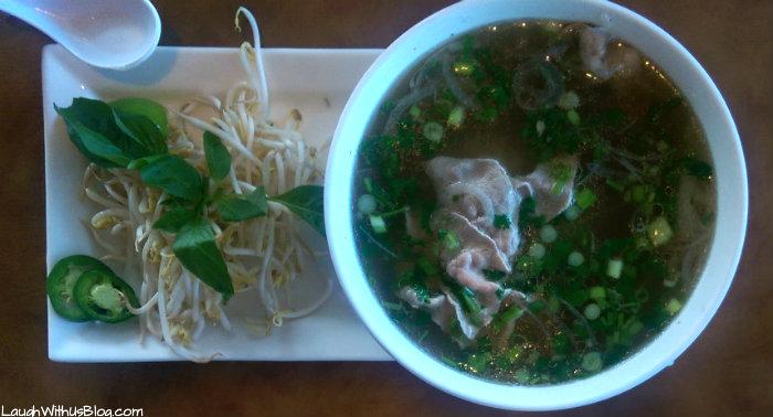 Pho Soup Beef