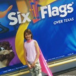A day at Six Flags over Texas