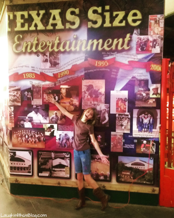 Texas Size Entertainment Fort Worth Rodeo #hosted