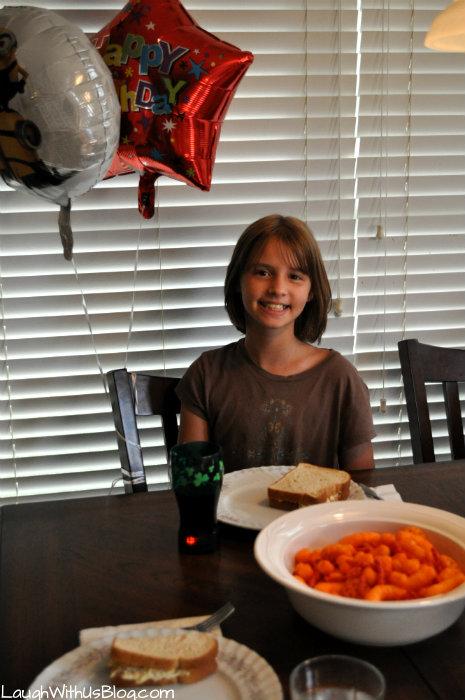 Happy 11 birthday Joy