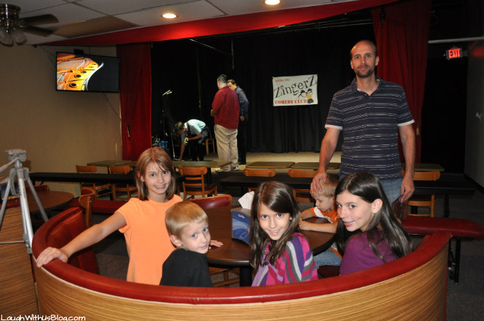 ZingerZ Comedy Club ready for laughs