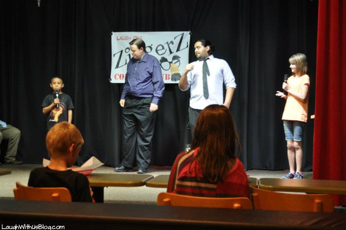 ZingerZ Family Friendly Comedy Club Bedford, TX