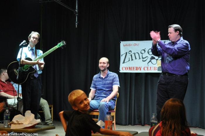 Zingerz Comedy Club Bedford TX