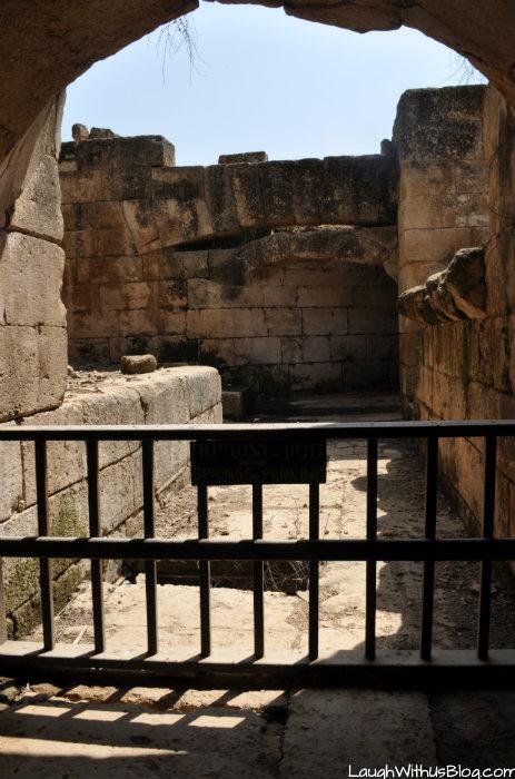 Agrippa II Palace Israel