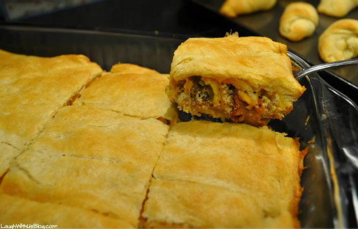 how to cook jimmy dean sausage roll