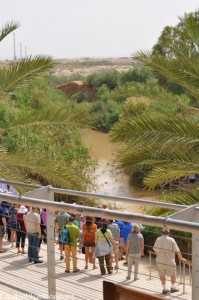 Seeing the Jordan River