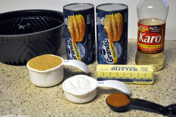 Monkey Bread Ingredients Pillsbury Grands