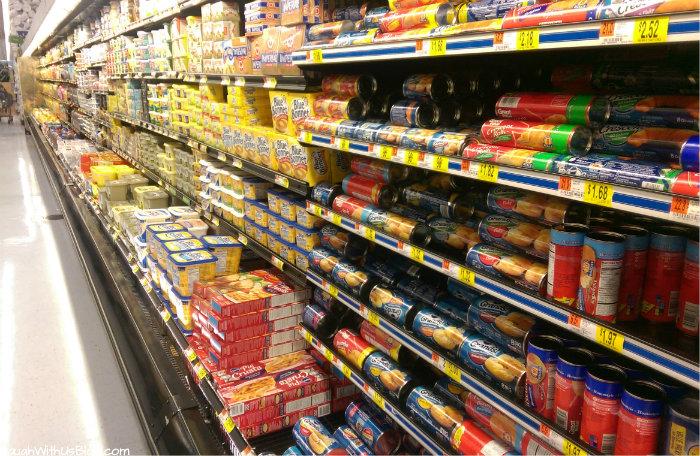 Monkey Bread Pillsbury Grands at Walmart
