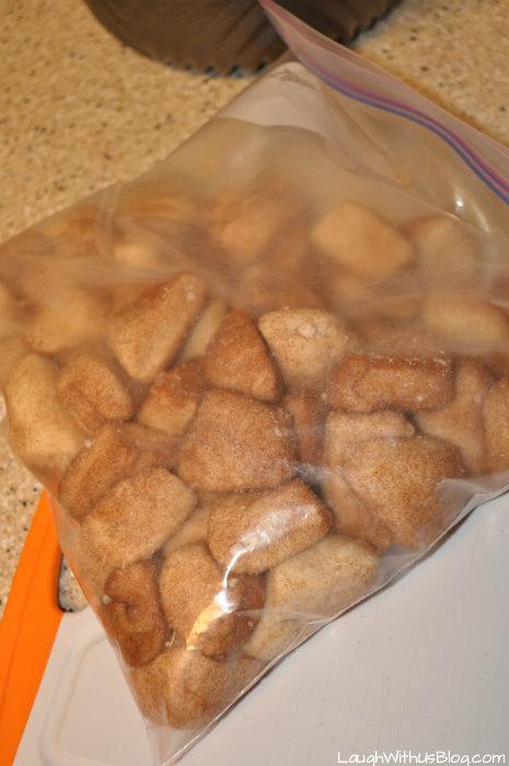 Monkey Bread Short Cut with Pillsbury Grands