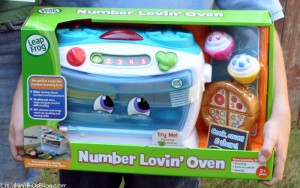 Cooking with the Number Lovin' Oven