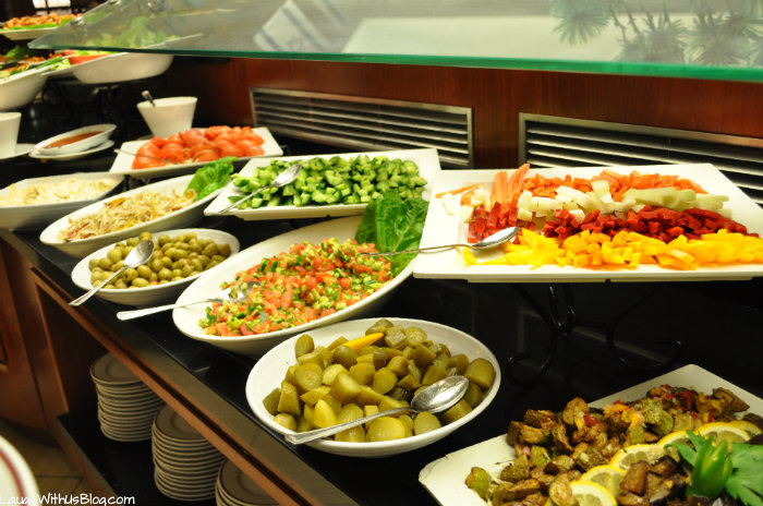 Ramada Hotel Jerusalem Food