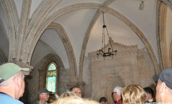 Old Jerusalem Room of the Last supper