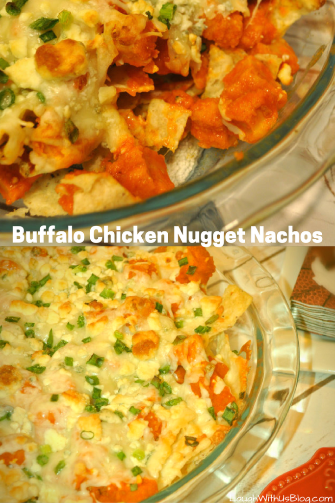 buffalo-chicken-nugget-nachos