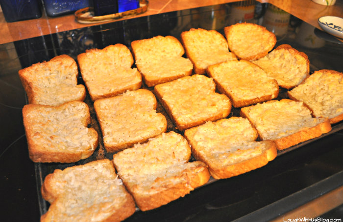 Coconut Toast Breakfast